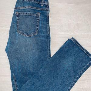 Old navy straight leg jeans